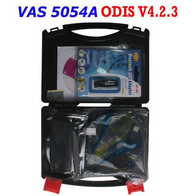 Latest VAS 5054A ODIS V4.0 Bluetooth for VW Audi Bentley Diagnostic Tool