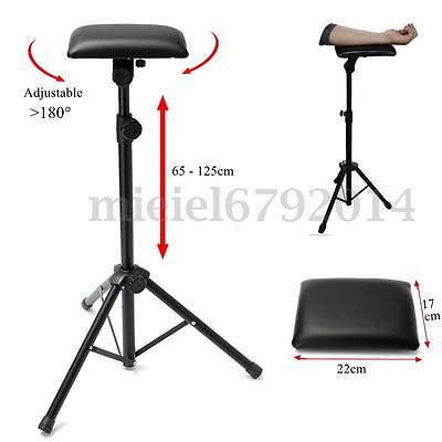 Tattoo Stand Bras Repose-jambes Fauteuil-lit En Studio Portable Tatouage Support