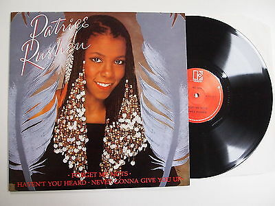 "PATRICE RUSHEN - FORGET ME NOTS / HAVEN'T YOU HEARD 12"" VINYL EX Boogie Classic"