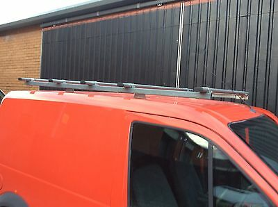 ford connect heavy duty roof rack roof bars SWB