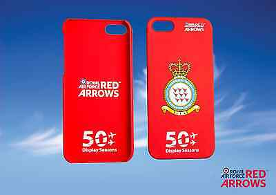 Wholesale Pack Of 50 Raf Red Arrows Eclat Crest Iphone 5/5S Covers
