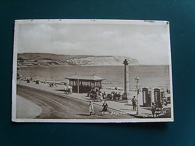 Dorset:  The Bay, Swanage - Printed - Posted 195?
