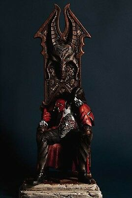 Castlevania Lords Of Shadow 2 Dracula On Throne Prince of Darkness 1:6 Statue