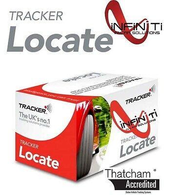 TRACKER LOCATE - GPS Vehicle / Car Tracking System - NATIONWIDE INSTALLATION
