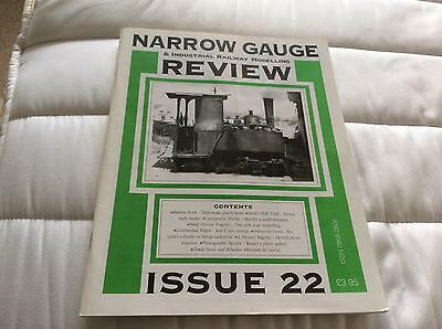 Narrow Gauge And Industrial Review No 22