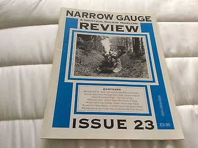 Narrow Gauge And Industrial Review No 23