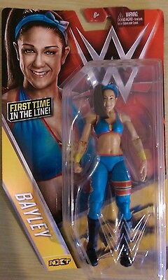Official Mattel WWE Basic Series 58 NXT Bayley Action Figure