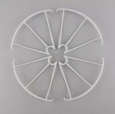 Syma X5C Quadcopter Propeller Protector Blades Frame Guard Spare Parts White