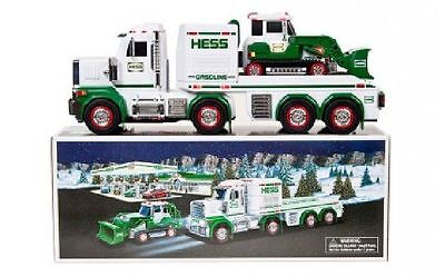 2013 hess truck and tractor with batteries