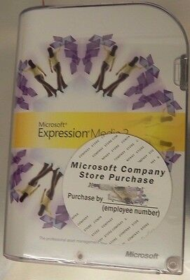 Microsoft Expression Studio 2 - Web, Blend, Design, Media, Encoder 099