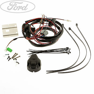 Genuine Ford Mondeo MK4 Tow Bar Electrical Kit 7 Pin Socket Plug 1720914