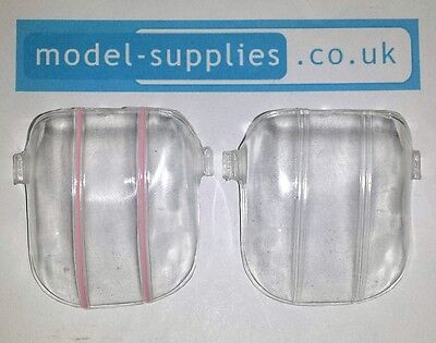 Dinky 100 FAB 1 Reproduction Clear Plastic Roof Canopy
