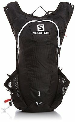 Salomon Agile 7 Backpack - Black