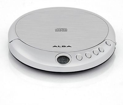 Alba CCD43 Portable CD Player in Box with Ear Phones
