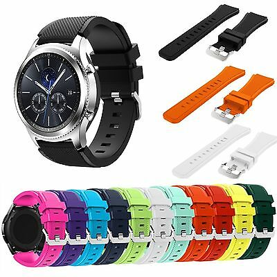 22MM Sports Silicone Strap Wrist Band For LG watch Urbane W100 W110 W150