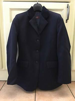"""Mrs Candy Foxley Navy Maids Show Jacket 31"""""""