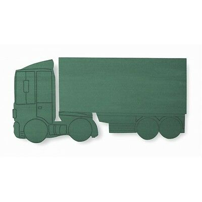 Floral Foam Lorry Hgv Articulated Funeral Memorial Tribute Oasis Type Sku 2411