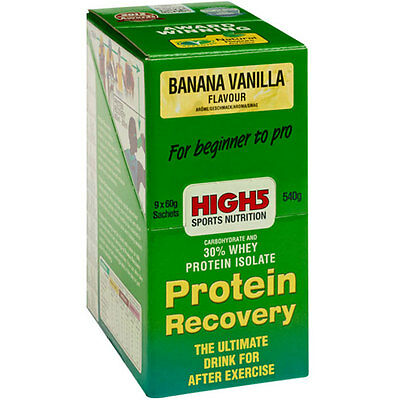 High 5 Protein Recovery Chocolate