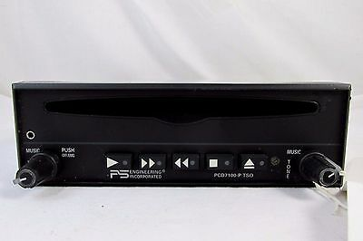 PS Engineering PCD7100 Integrated Intercom Entertainment System 11958 CD Player