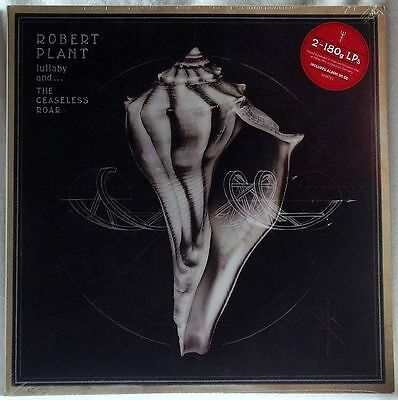 ROBERT PLANT LULLABY AND THE CEASLESS ROAR 2LP 180g + CD SEALED