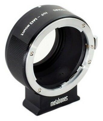 Metabones Adapter Nikon F an MFT II T