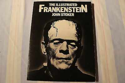 The Illustrated Frankenstein by John Stoker, Westbridge Books 1980 First Edition