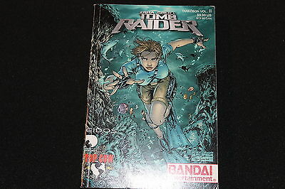 Tomb Raider 2 Tankobon Graphic Novel Bandai Top Cow Comic Book 1990s