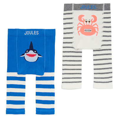 Joules Baby Boy Leggings 2 Pack Coastal BabyLivelyB