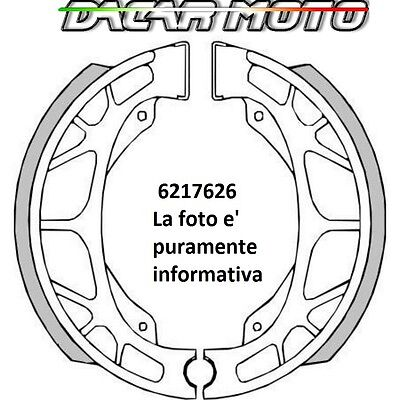 6217626 CEPPI FRENO BRAKE POWER MALOSSI VESPA Sprint iGet 125 ie 4T euro 4 2016>