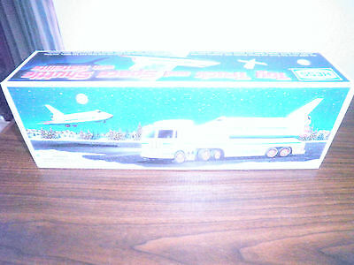 1999 HESS Toy Truck and Space Shuttle with Satellite New in Box Free Shipping