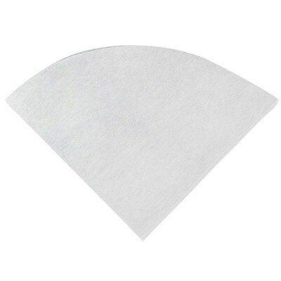 "10"" Cone Filters 50 ct. - For Fryer Grease Shortening Oil Deep Fryer"