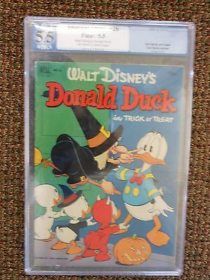 Donald Duck #26 (1st Donald Duck in title) PGX like CGC 5.5
