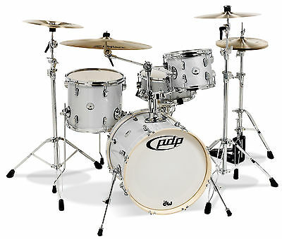 Batteria PDP by DW New Yorker PD802.552 Diamond