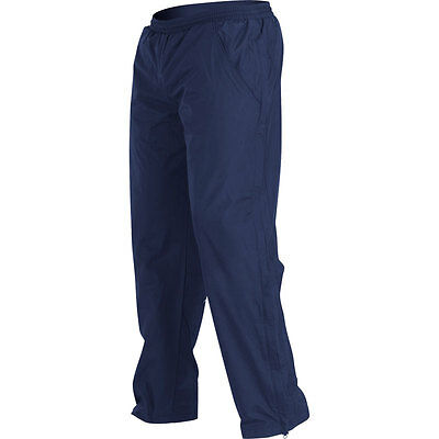 Clearance Line New Gilbert Rugby Mens Zenon Tracksuit Trouser - Navy - 2Xs- 3Xl