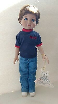 Sandy McCall Doll - Betsy's Cousin Tonner Doll