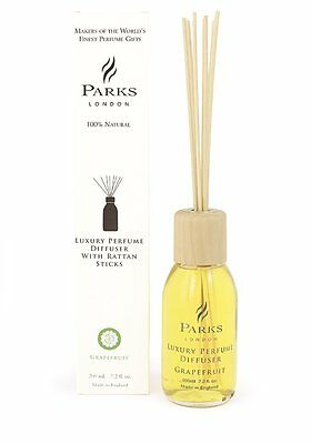 Parks London-Diffusore di fragranza per casa, 200 ml, fragranza pompelmo (M4n)