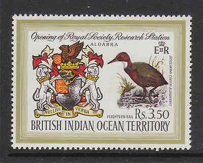 British Indian Ocean Territory single stamp MNH