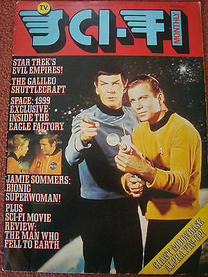 TV Sci Fi Monthly No 4 1976