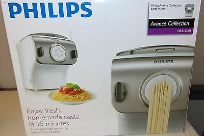 New, Open Box - Phillips Avance Collection Pasta Maker - HR2357/05