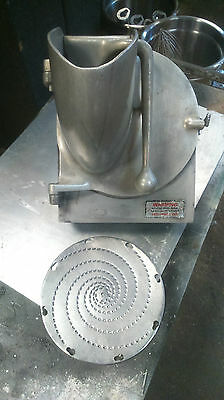 hobart mixer grater attachment