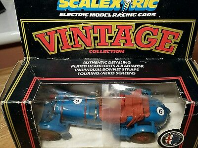 Scalextric C306 2.3 Ltr Alfa Romeo ..Vintage Series from 1982