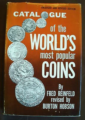 Catalogue of the World's most popular coins Fred Reinfeld 1971 Doubleday