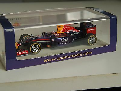 F1 Red Bull Racing RB10 2014 1/43