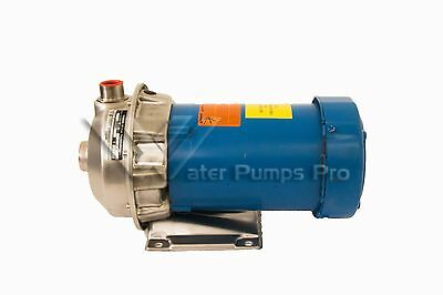 2ST1F2D4 Goulds 1.5HP Centrifugal Pump Three Phase ODP 230/460V