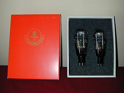 Pair matched new in or.box w/warranty KR 300B XLS (No Western Electric, better)