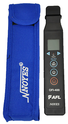 NOYES OFI-400 Optical Fiber Identifier - New / Open Box