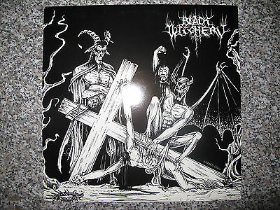 Black Witchery -Desecration Of The Holy Kingdom- LP (first Press!)