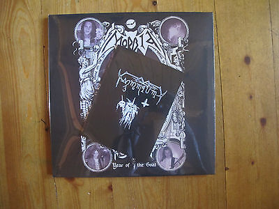 Morbid -Year of the goat- 3-LP Box (black!)