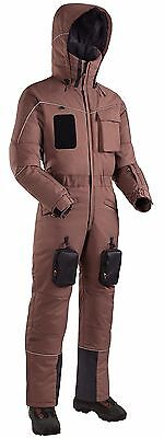Insulated Coverall for High-Altitude Industrial Climbing Bask Rope Worker Suit