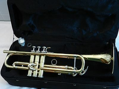 1959 Vintage Holton USA Model 45 Pro Trumpet / Great Player /Very Nice Condition